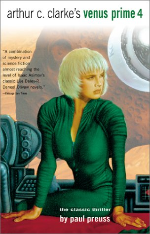 The Medusa Encounter (Arthur C. Clarke's Venus Prime, Book 4)