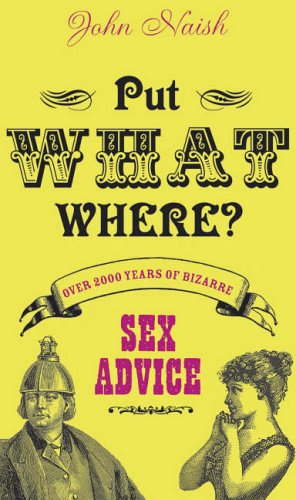Sex advice books