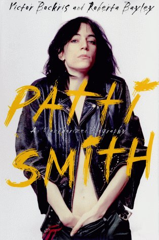 Ebook Patti Smith: An Unauthorized Biography by Victor Bockris PDF!