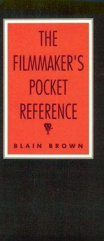 The Filmmaker's Pocket Reference