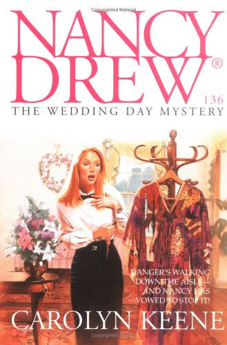 The Wedding Day Mystery (Nancy Drew, #136)