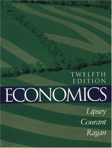 Economics by richard g lipsey 796094 fandeluxe Image collections