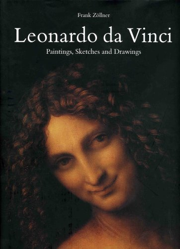 Leonardo da Vinci Paintings, Sketches and Drawings