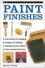 Paint Finishes (Diy Essentials)