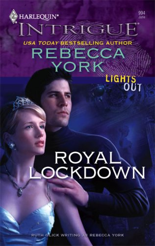 Royal Lockdown by Rebecca York