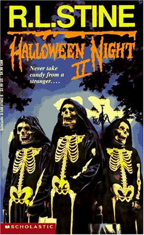 Halloween Night II (Halloween Night, #2)