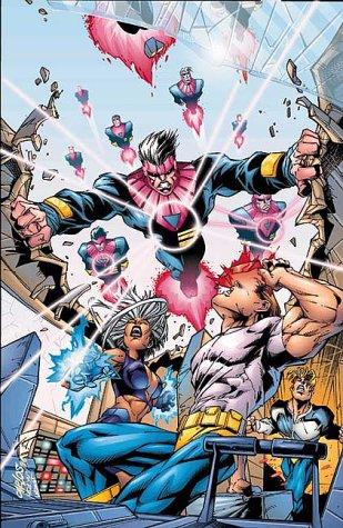 X-Men by Larry Hama
