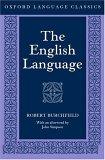 The English Language by Robert W. Burchfield