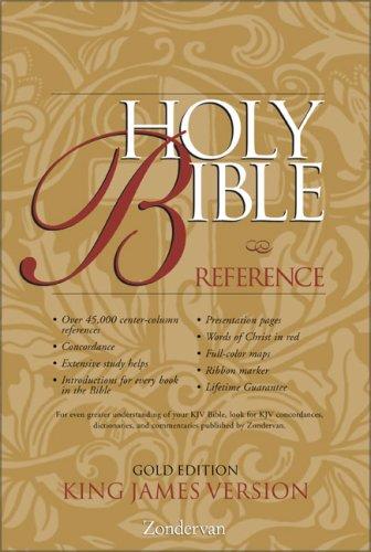 Holy Bible KJV; Reference Bible