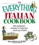 Everything Italian Cookbook
