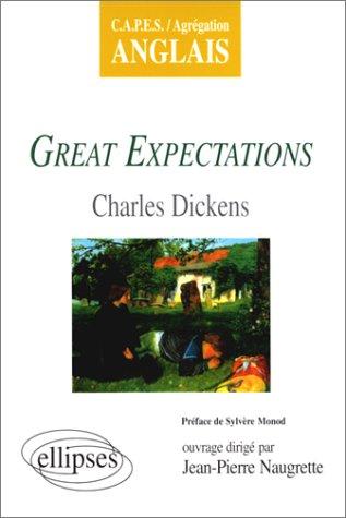 Great Expectations de Charles Dickens. C.A.P.E.S./Agrégation Anglais