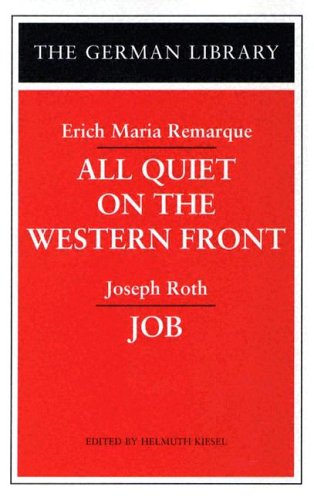 All Quiet on the Western Front / Job