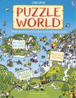Puzzle World Combined Volume by Susannah Leigh