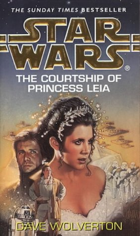 The Courtship of Princess Leia(Star Wars Universe)