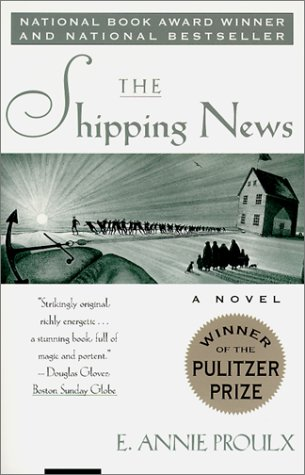 annie proulx s the shipping news a Reviews of annie proulx's this article examines the effects winning the 1993 national book award had on sales of the shipping news and expectations for proulx's.