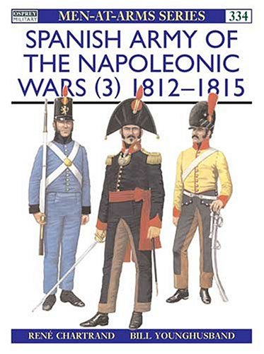 Spanish Army of the Napoleonic Wars (3): 1812–1815