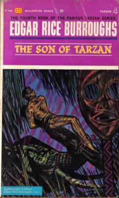 Ebook The Son of Tarzan by Edgar Rice Burroughs TXT!