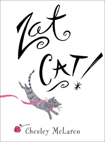 Zat Cat! A Haute Couture Tail by Chesley McLaren