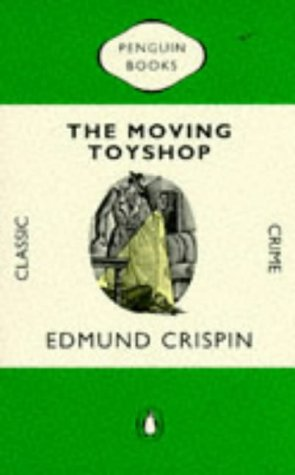 The Moving Toyshop (Gervase Fen, #3)
