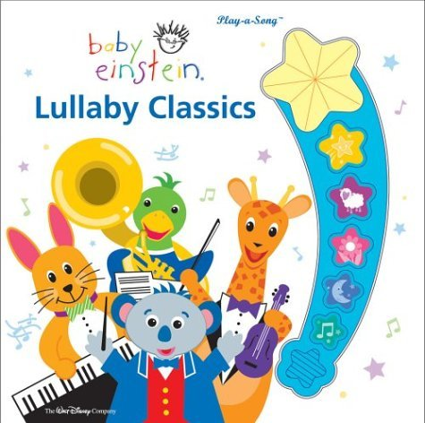 Lullaby Classics: Interactive Music Book