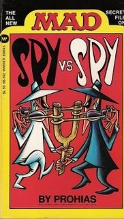 The All New MAD Secret File on Spy vs. Spy