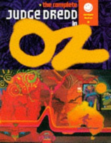 The Complete Judge Dredd in Oz