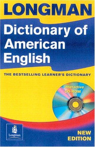 Longman Dictionary of American English [With CDROM]