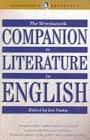 Wordsworth Companion to Literature in English