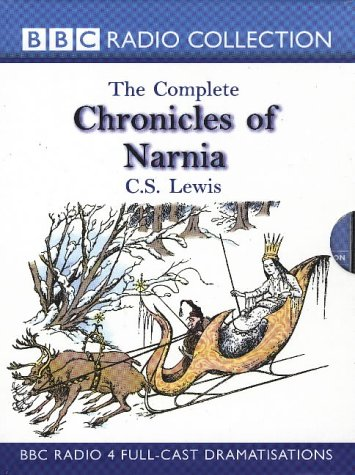 Complete Chronicles of Narnia: Starring Maurice Denham & Cast