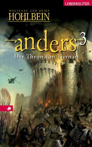 Der Thron von Tiernan by Wolfgang Hohlbein