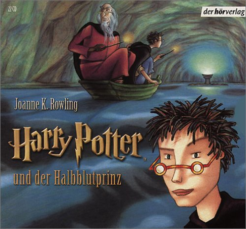 Ebook Harry Potter und der Halbblutprinz by J.K. Rowling read!