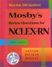 Mosby's Review Questions for NCLEX-RN? [With CDROM]