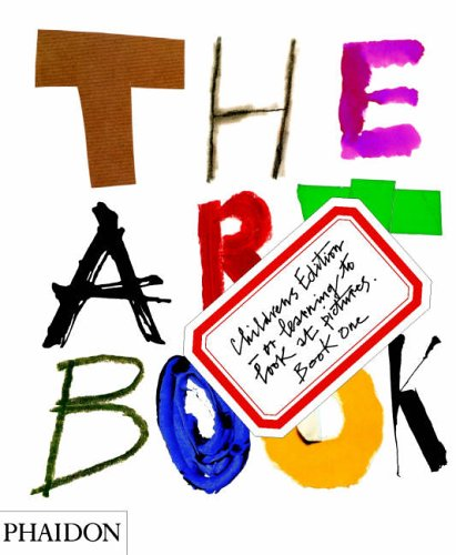 the art book for children by phaidon press