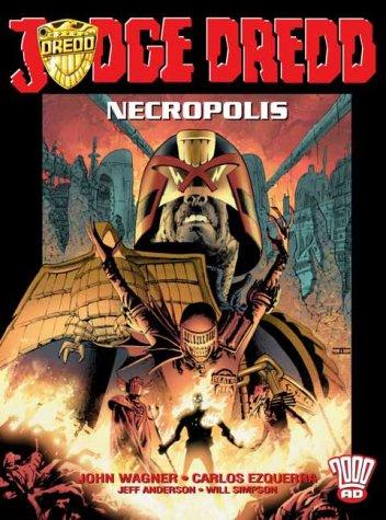 Judge Dredd: Necropolis Book 1 (Judge Dredd (Titan Books Numbered))