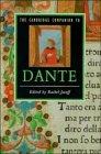 The Cambridge Companion to Dante by Rachel Jacoff