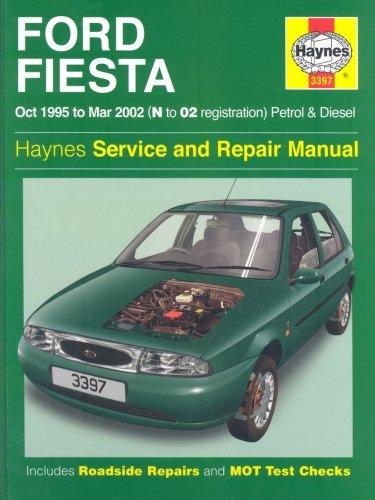 Ford Fiesta Service And Repair Manual: Petrol And Diesel 1995 2002