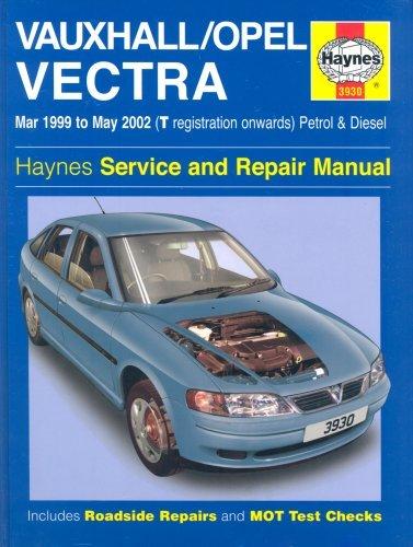 Vauxhall/Opel Vectra Service And Repair Manual