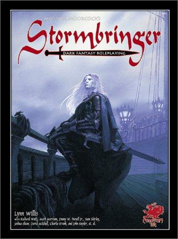 Michael Moorcook's Stormbringer (Stormbringer Roleplaying Game, 2115)