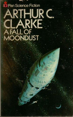 Cover image, A Fall of Moondust, Goodreads