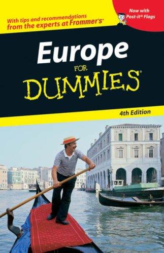 Europe for Dummies by Liz Albertson