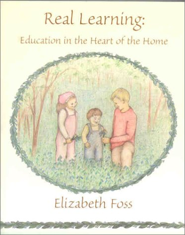 Real Learning by Elizabeth Foss