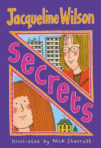 Image result for secrets jacqueline wilson