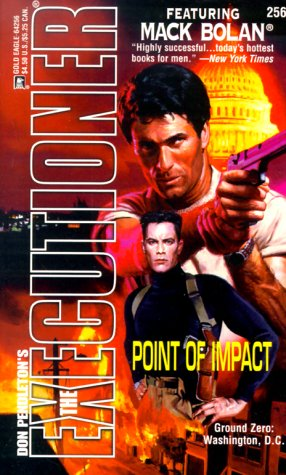 Point of Impact (Mack Bolan The Executioner, #256)