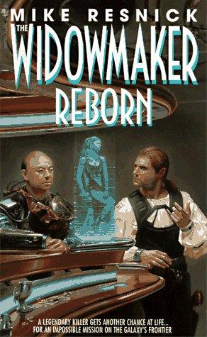 The Widowmaker Reborn (The Widowmaker, #2)