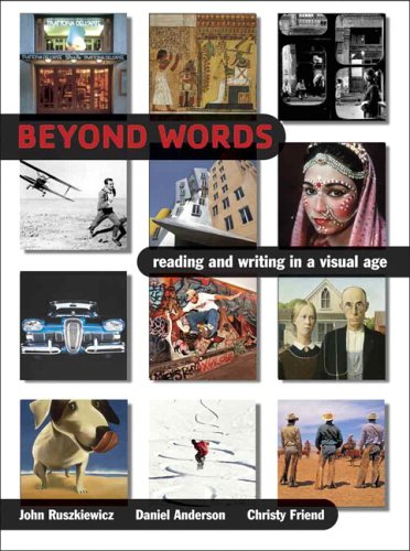 Beyond Words: Reading and Writing in a Visual Age