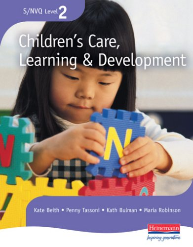 suppot childrens care learning and development