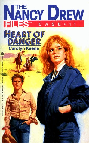 Heart of Danger (Nancy Drew Files, #11)