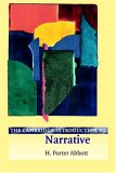 The Cambridge Introduction to Narrative by H. Porter Abbott