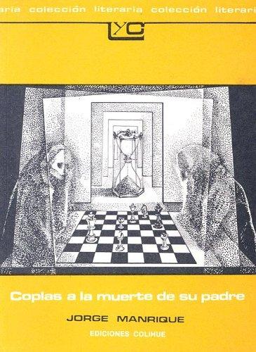 Coplas a la muerte de su padre by Jorge Manrique