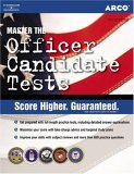 Officer Candidate Tests (Arco Military Test Tutor)